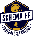 Logo Schema FF  - Football & Fantasy